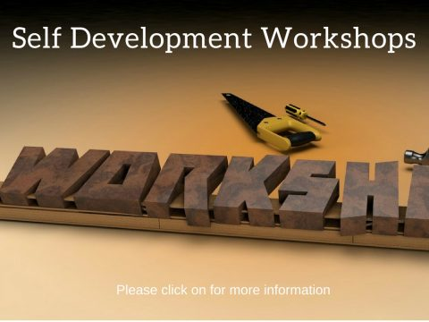 Self Development and workshops.