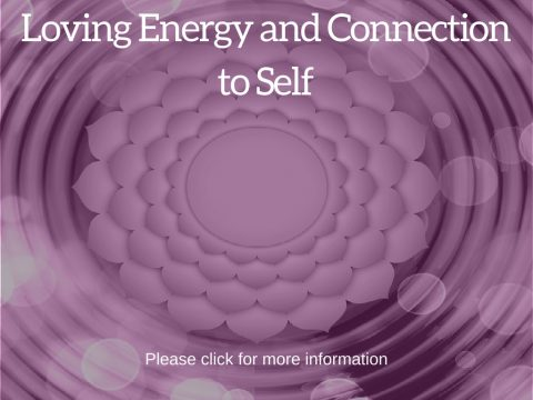 Loving Energu and Connection to Self
