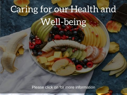 Caring for our Health and well-being