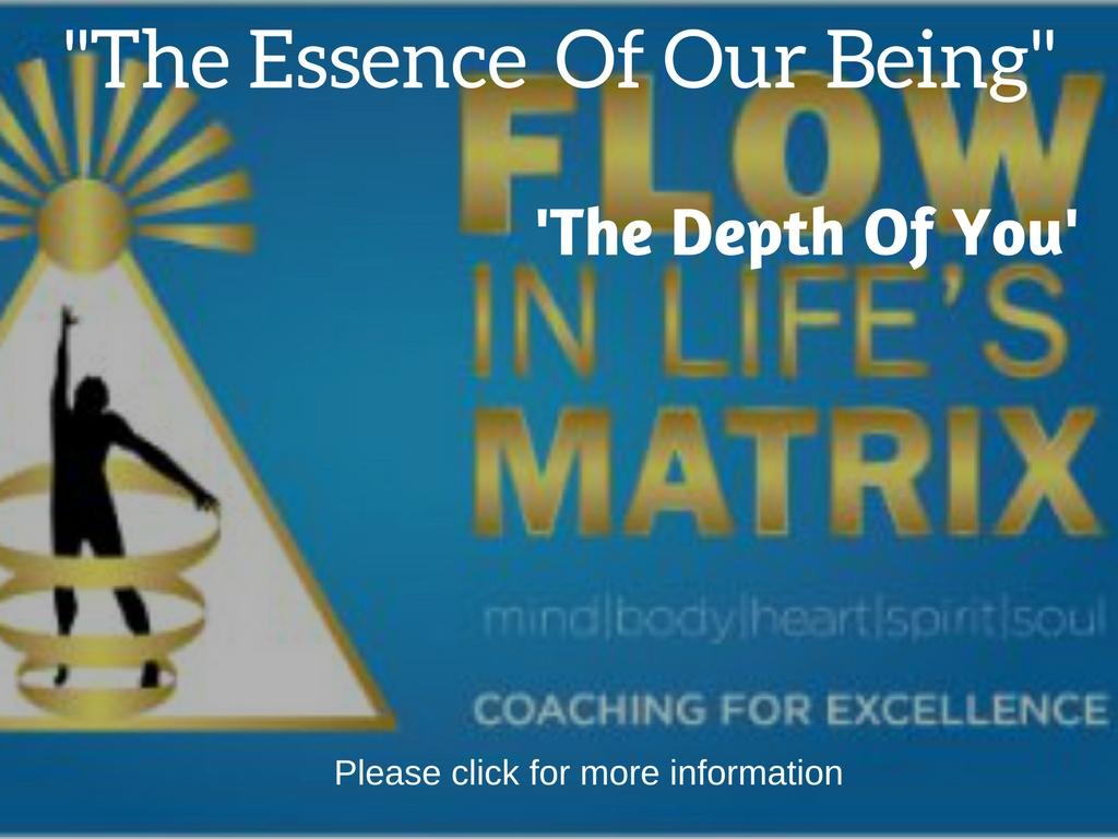 Flow In Life's Matrix
